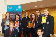 Worcestershire Teen Book Award winner for 2014