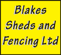 BLAKES SHEDS &FENCING