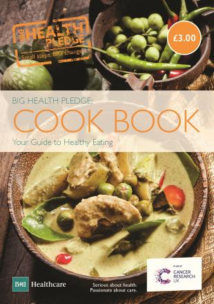 The Big Health Pledge Cookbook. SP