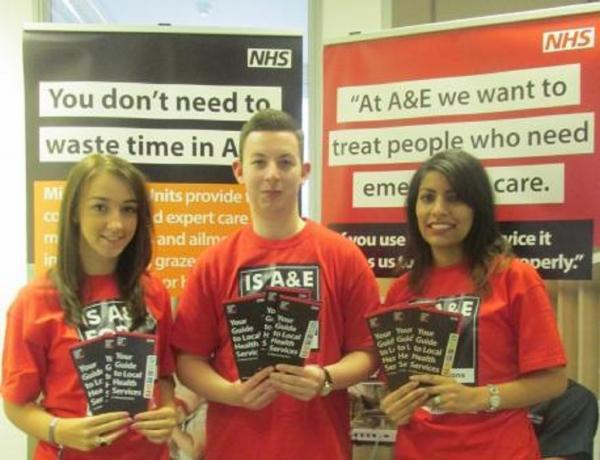 A&E campaign nominated for award