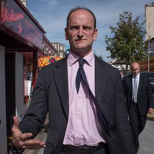 Douglas Carswell's decision to join Nigel Farag