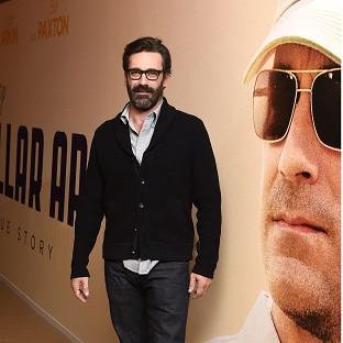 Jon Hamm plays sports agent JB Bernstein in Million Dollar Arm