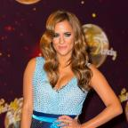 Droitwich Advertiser: Caroline Flack attending the launch of Strictly Come Dancing 2014, at Elstree Studios, Borehamwood, Hertfordshire.