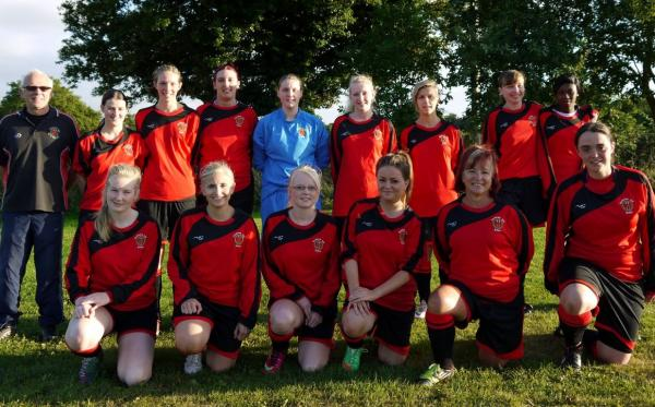 Ringing success: Droitwich Spa Ladies Belles will play in the Hereford and Worcester County League as the club fields two ladies teams for the first time ever