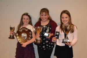 Juniors fine efforts rewarded