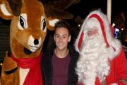 Tom Daley shares thoughts on Christmas at Winter Wonderland