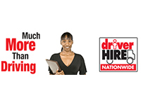 DRIVER HIRE (HEREFORD & WORCESTER)