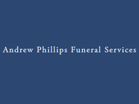 Andrew Phillips Funeral Service