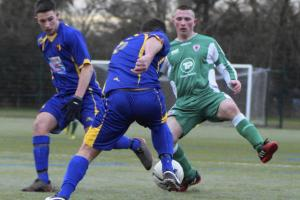 Rouslers rout Church in friendly clash
