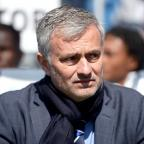 Droitwich Advertiser: Chelsea manager Jose Mourinho, pictured, once again paid tribute to Eden Hazard