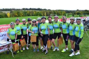 New group taps into pedal power of women
