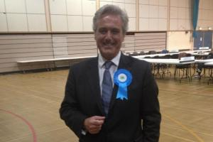 Mark Garnier holds his Wyre Forest seat with huge majority