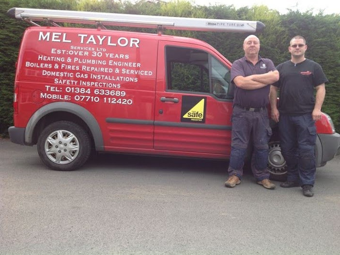 MEL TAYLOR PLUMBING AND HEATING