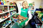 Droitwich Foodbank receives £5,000 grant