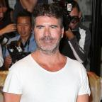 Droitwich Advertiser: Baa-rmy! Simon Cowell's beauty regime included a sheep placenta facial