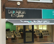 Droitwich Advertiser: Lex Allan small shop