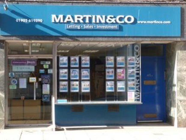 Droitwich Advertiser: Martin & Co