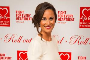 Pippa Middleton pays tribute to friend she lost in speech at British Heart Foundation ball