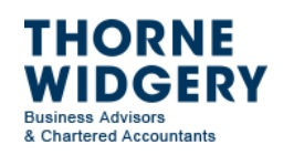 THORNE WIDGERY ACCOUNTANCY LTD