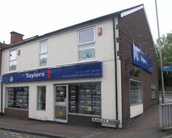 Droitwich Advertiser: Taylors
