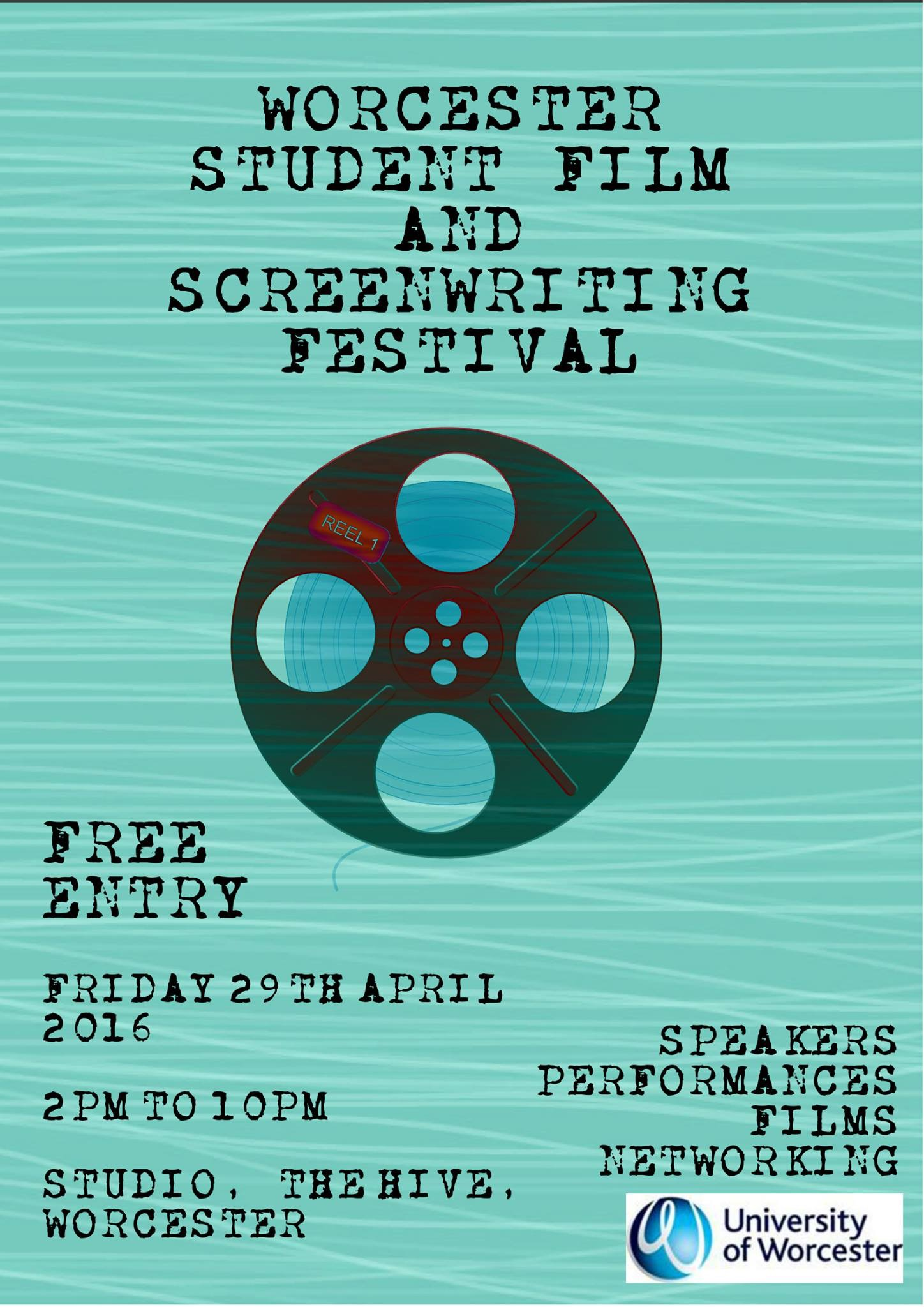 Worcester Student Film and Screenwriters Festival