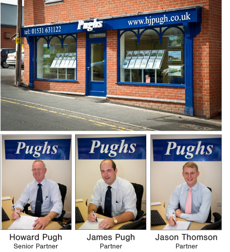 Droitwich Advertiser: pughs