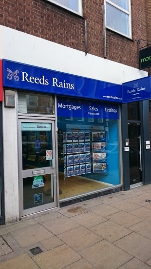 Droitwich Advertiser: Reeds Rains
