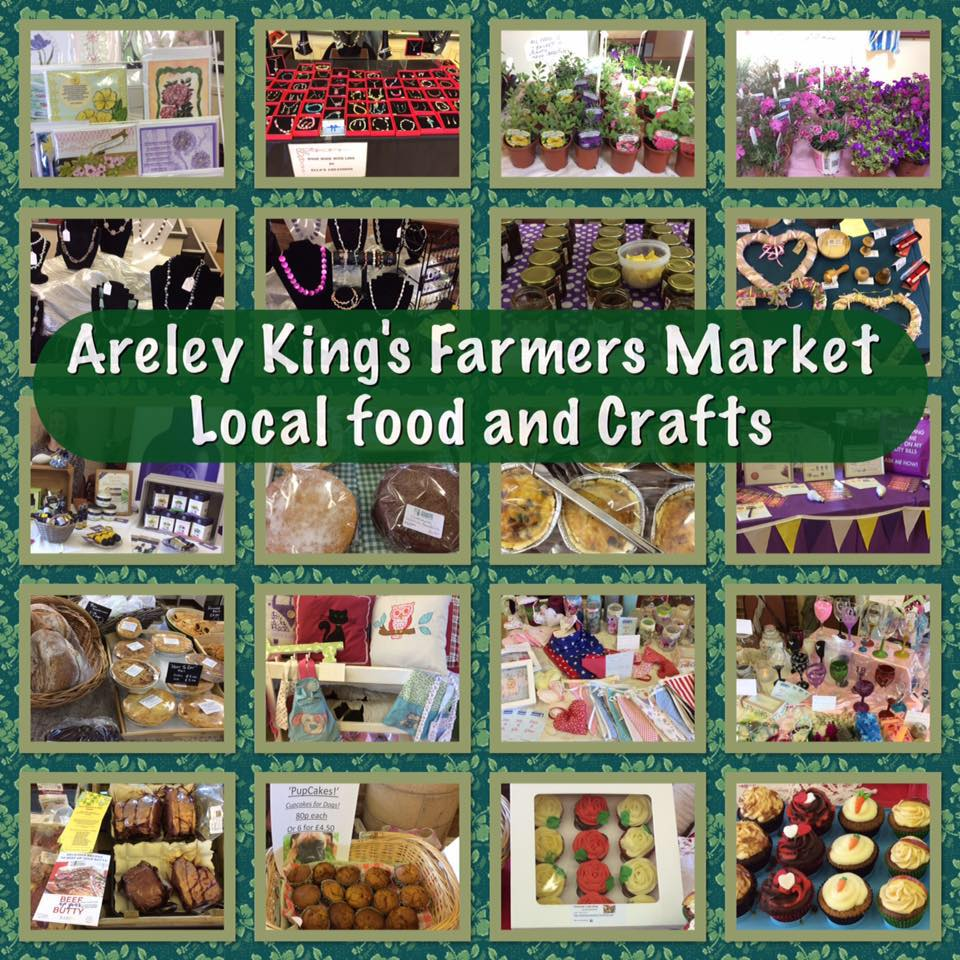 Areley Kings Local Produce and Craft Market