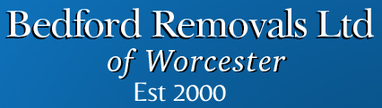 Bedford Removals of Worcester