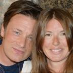 Droitwich Advertiser: Jamie Oliver shares sweet photo of Jools and their newborn taking a nap
