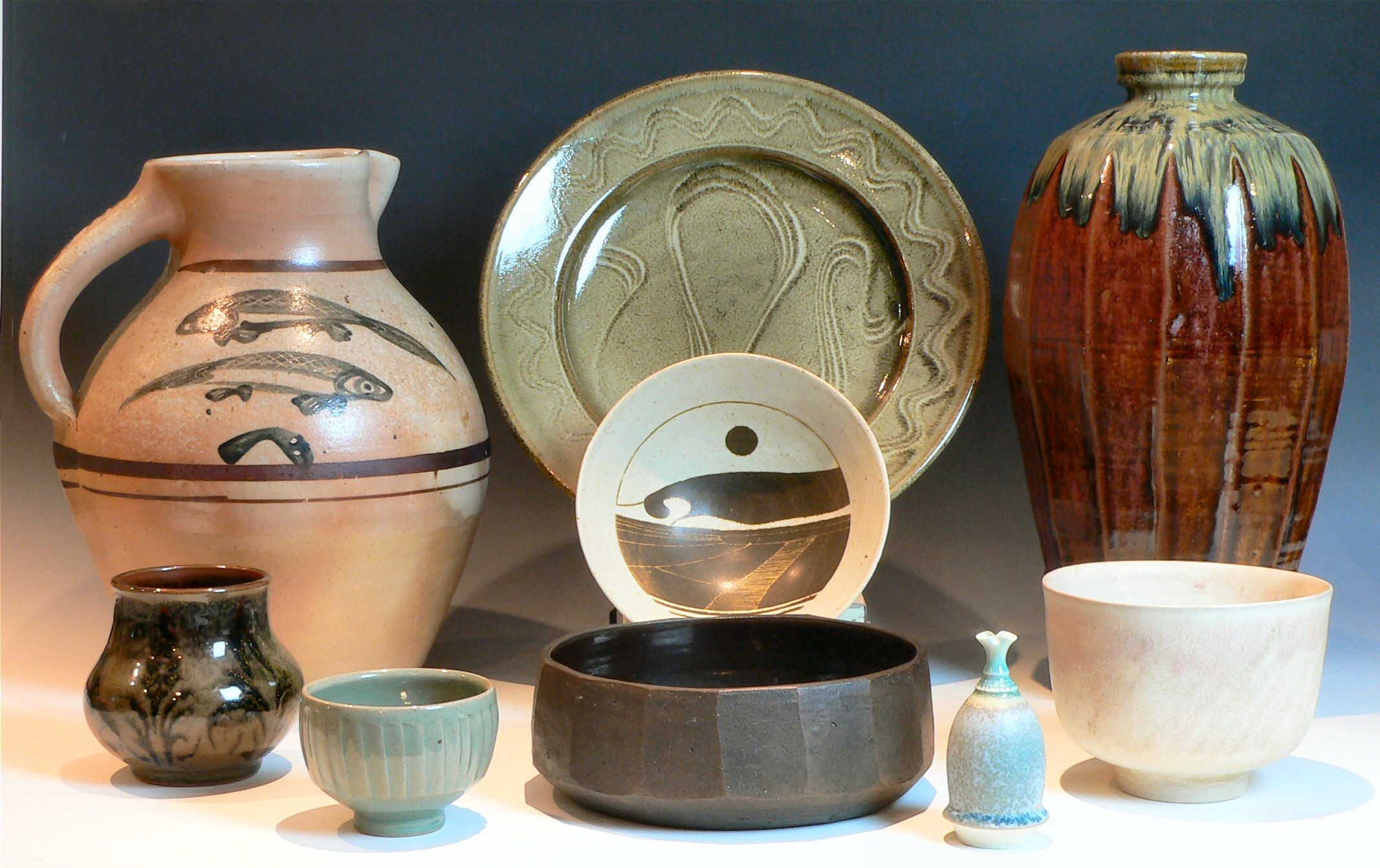 Studio Pottery Exhibition
