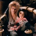 Droitwich Advertiser: Labyrinth baby urinated all over David Bowie, admits father
