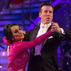 Droitwich Advertiser: There was so much respect and love for Lesley Joseph on Strictly's opening show