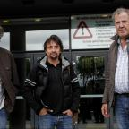 Droitwich Advertiser: The gang are back together - Jeremy Clarkson, Richard Hammond and James May start filming The Grand Tour