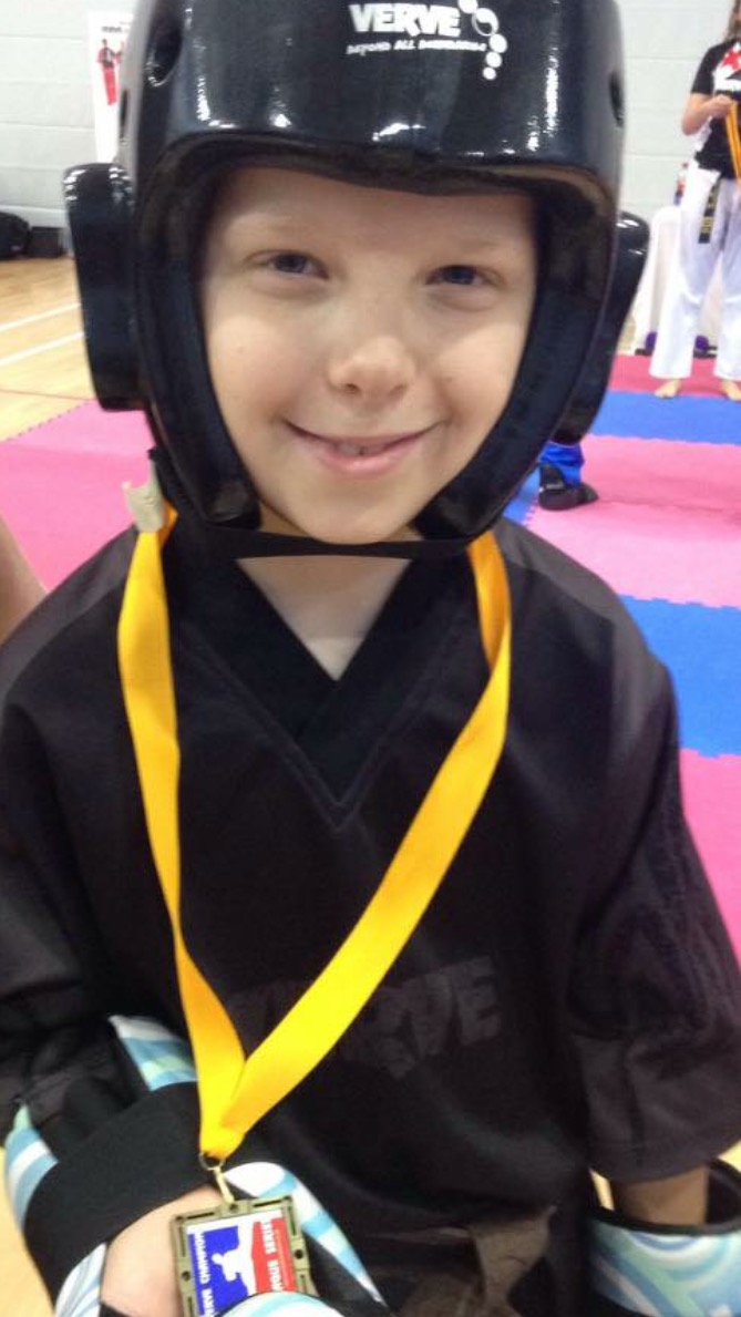 Verve kickboxers among the medals at champion's league event