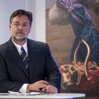 Droitwich Advertiser: Russell Crowe will not face Azealia Banks assault charges
