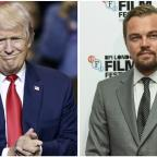 Droitwich Advertiser: Leonardo DiCaprio has met with Donald Trump to talk about the environment