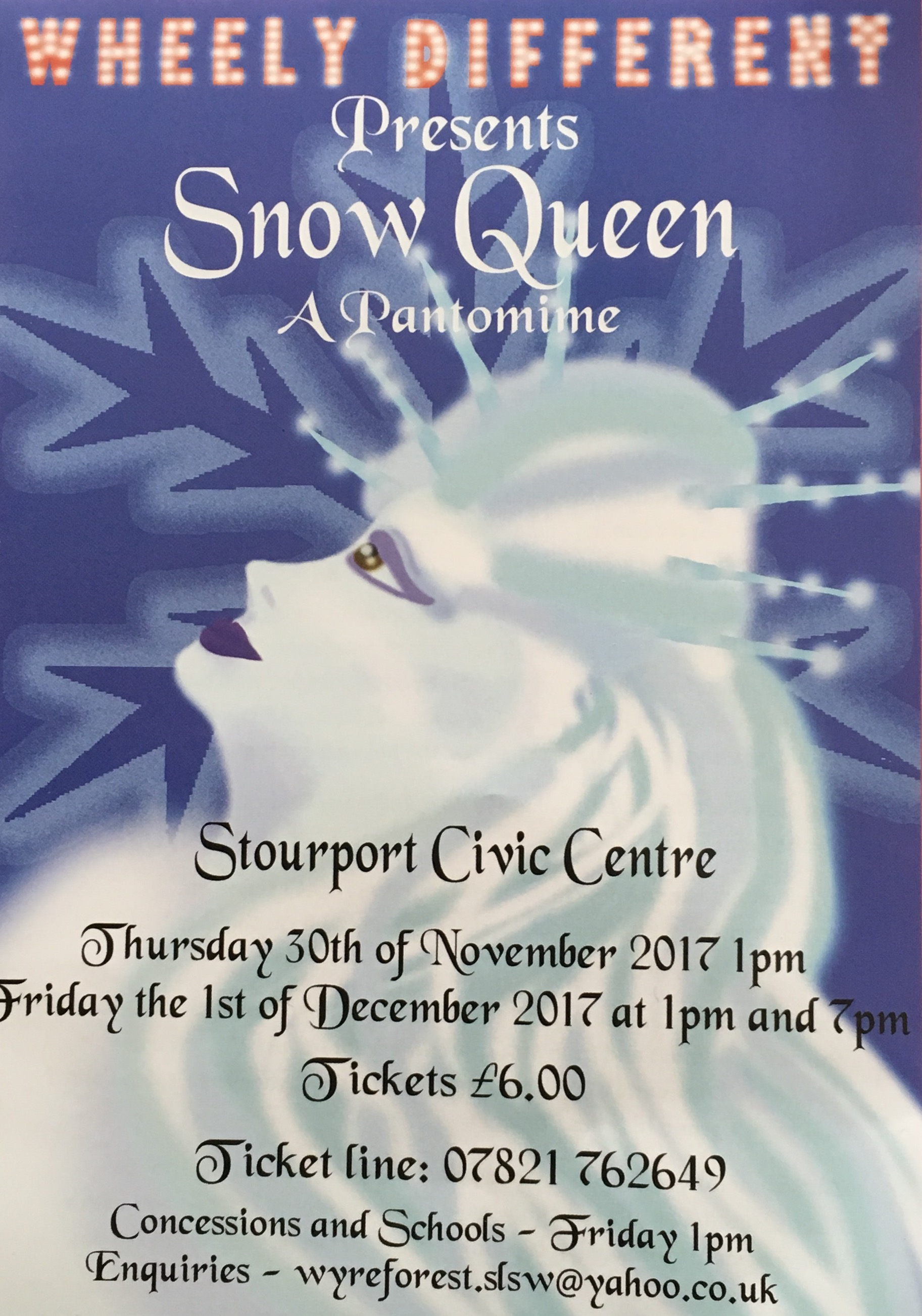 Snow Queen A Pantomime