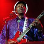 Droitwich Advertiser: Family backing plans to release music from Chuck Berry's new album