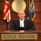 Droitwich Advertiser: Judge Rinder: 'The way I see the world is down to my mum'