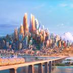 Droitwich Advertiser: Screenwriter to sue Disney 'for copying Zootopia'