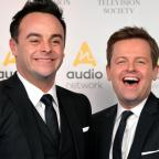 Droitwich Advertiser: Ant and Dec 'would love' Adele to appear on Saturday Night Takeaway