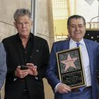 Droitwich Advertiser: Power Rangers creator Haim Saban hits out at Trump on Hollywood Walk of Fame