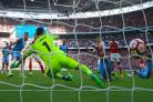 Arsenal's Alexis Sanchez sinks Manchester City to set up all-London FA Cup final