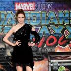 Droitwich Advertiser: The Tardis really needs some ginger in it, says Karen Gillan