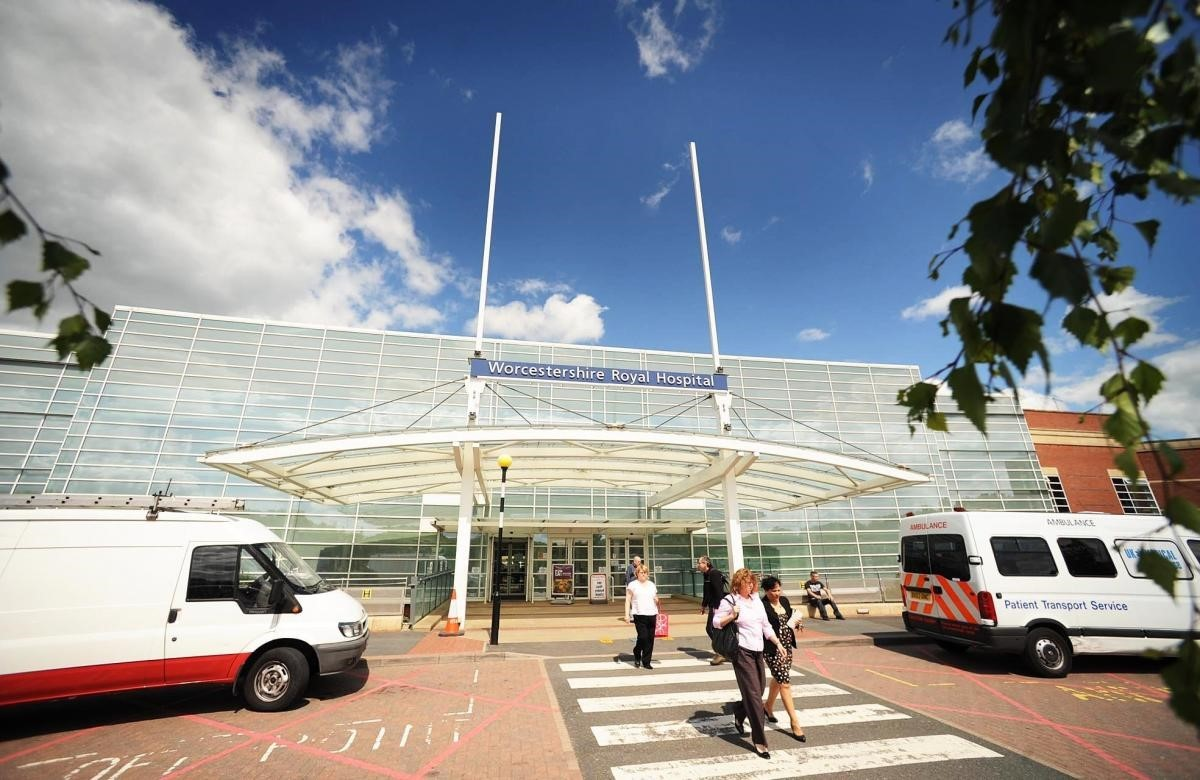 Visitors to the hospitals in Worcestershire handed over more than £2.5 million in car parking fees last year.