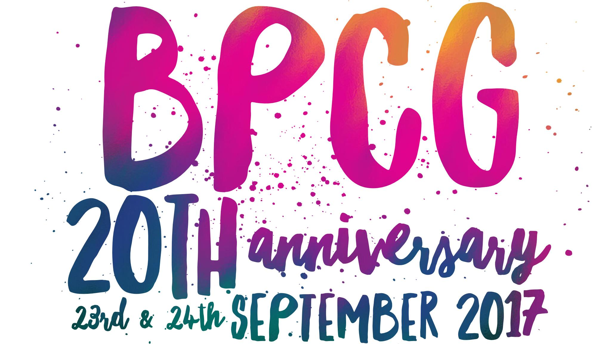 British Polymer Clay Guild 20th Anniversary