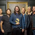 Droitwich Advertiser: Foo Fighters top charts with new album Concrete and Gold (Danny North/Official Charts Company/PA)