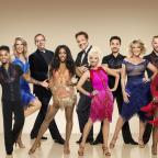 Droitwich Advertiser: The full line-up of celebrities for Strictly (BBC/Ray Burmiston)