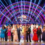 Droitwich Advertiser: Strictly Come Dancing contestants (Guy Levy/BBC)